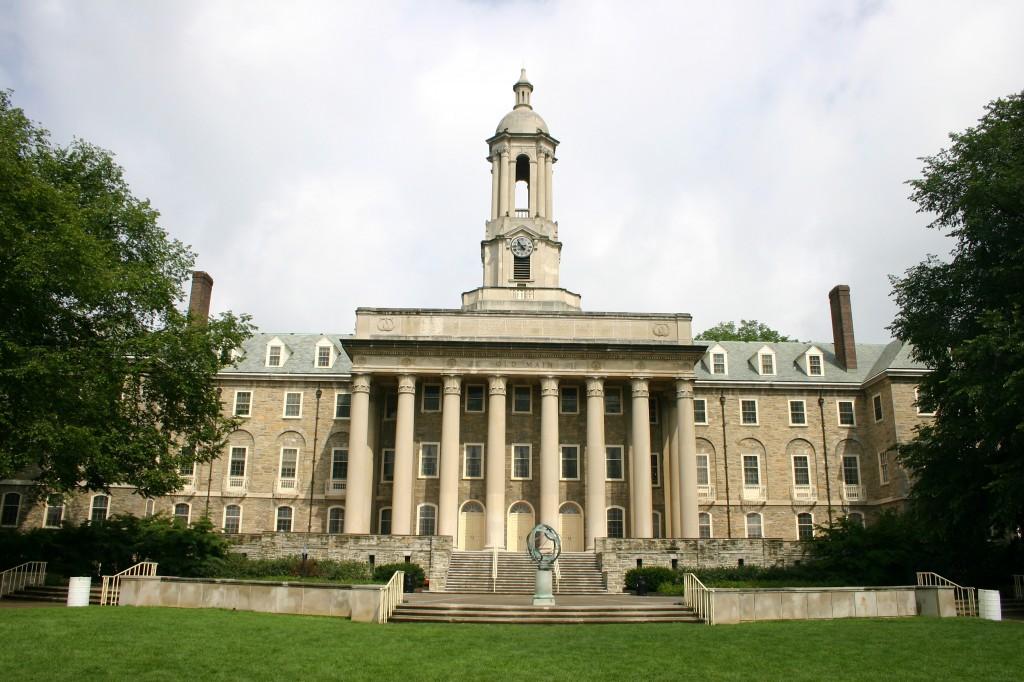 College Campus Image