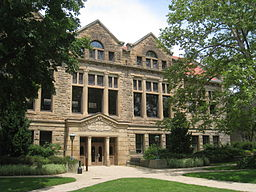 Oberlin College - Carnegie Building
