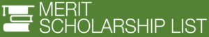 Merit Scholarship List Logo