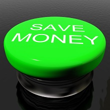 """Save Money"" Button"