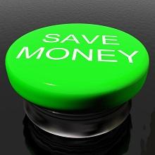 """Save Money"" Button"